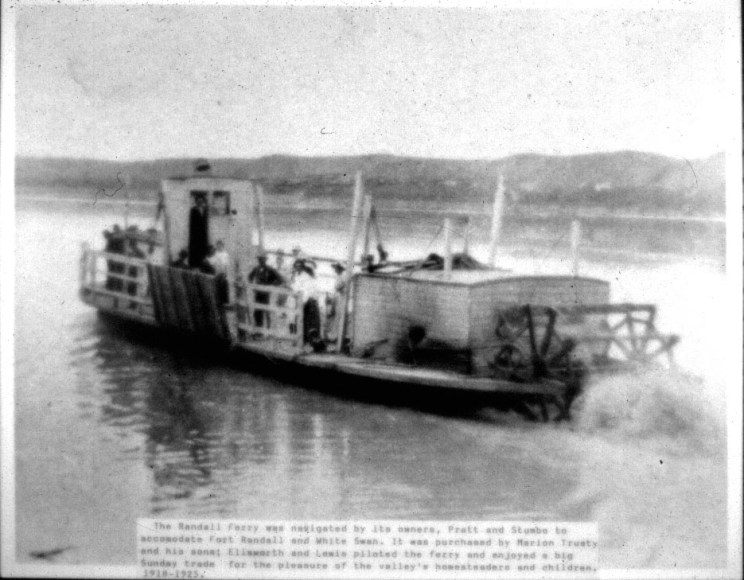 Picture of the Randall Ferry 1918-1925