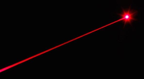 LaserBeamRed