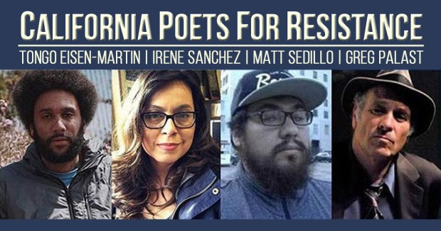 California Poets For Resistance