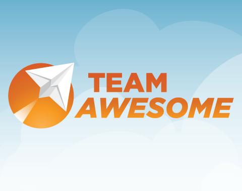 Team Awesome Visual Identity