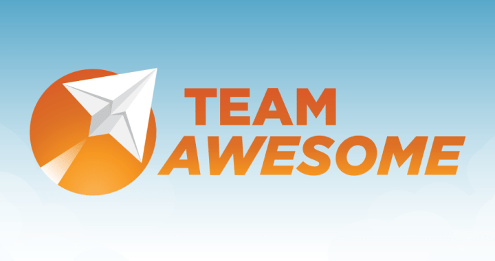 Team Awesome Visual Identity