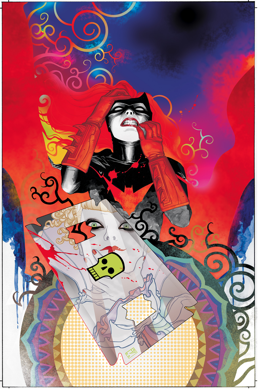 Batwoman, Batwoman: Elegy, Comics, Greg Rucka, JH Williams III