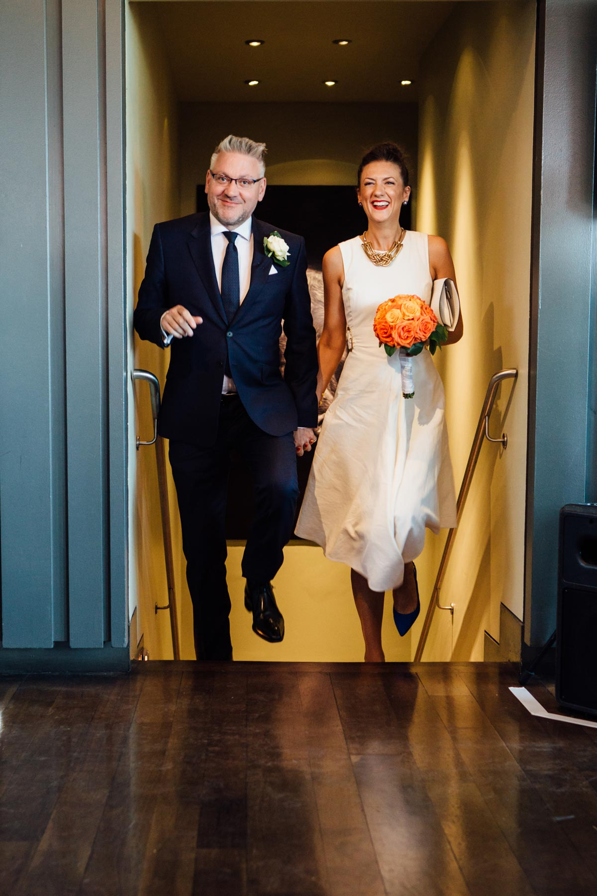 Smiths of Smithfield Farringdon Wedding