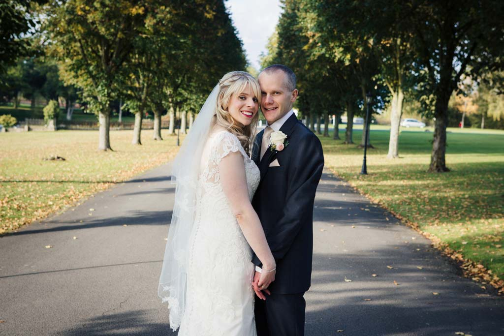 Mercure Walton Hall Warwickshire Wedding Photographer