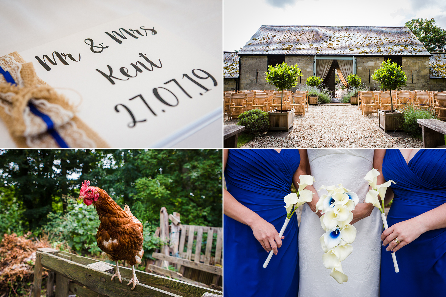 Ashley Wood Farm Wedding Photography