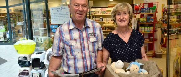 Die Obergrochlitzer Sylvia und Peter Lorber gehen in verdienten Ruhestand