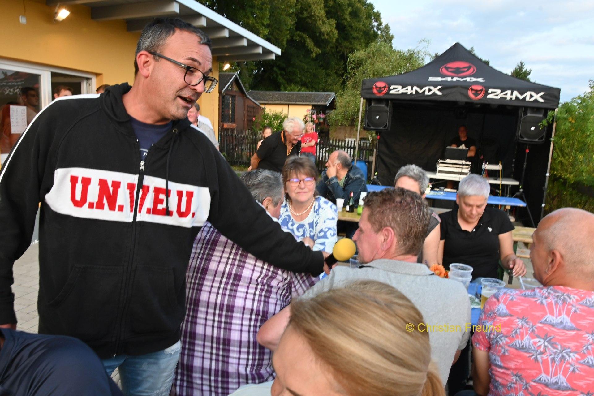 Sommerfest in Obergrochlitz