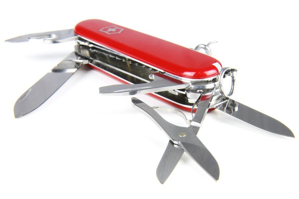 meilleur couteau suisse tests