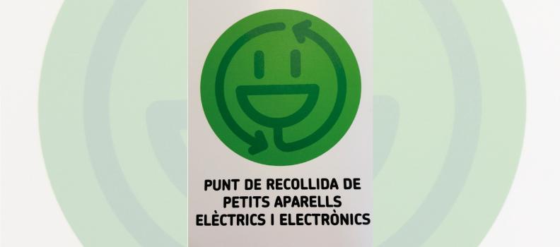 La recollida de RAEE a 2016 a Catalunya creix un 65 %
