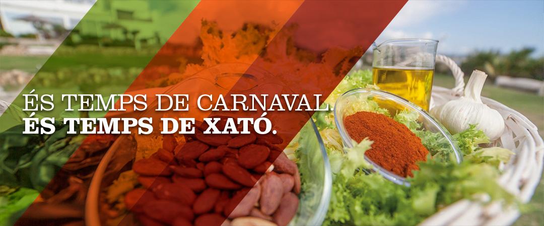Menja't Vilanova arrenca la campanya «És temps de Carnaval, és temps de Xató»