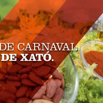 Xató de Vilanova, autentic Xató de Vilanova, És temps de carnaval, es temps de xato, el xató de Vilanova, Menja't Vilanova