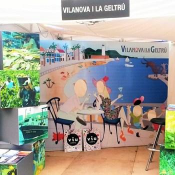 Vilanova a la Fira del Ram de Vic