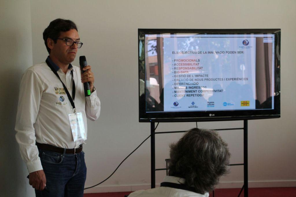 Jornada d'Innovació TIC en el sector del Turisme a Vilanova