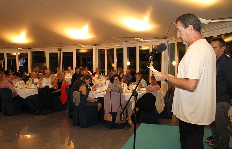 VI Nit del Turisme i del Comerç de Vilanova discurs Jaume Martí