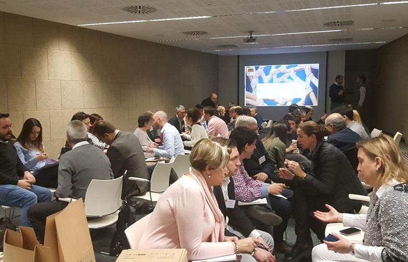 Mig centenar de participants a la 3a jornada networking de la FIHR
