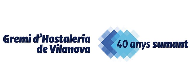 El Gremi d'Hostaleria de Vilanova presenta la seva nova identitat gràfica corporativa