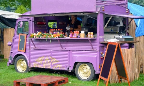 Salut Pública presenta la primera guia sobre els 'food truck'