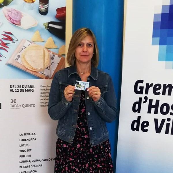 Entrega de premios de la IV Ruta de la Tapa Vilanova i La Geltrú