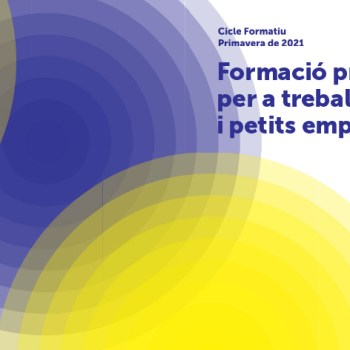 Cicle de formacions per a persones emprenedores, autònomes i empreses
