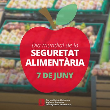 Dia Mundial de la Seguretat Alimentària