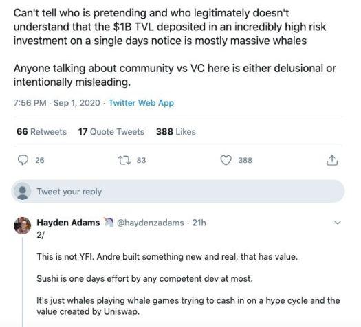 VC 剛打下的 DEX 江山,會被社區打土豪分田地嗎?