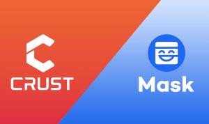 Mask Netwrok 和 Crust Network 達成技術合作,即將開啓空投活動