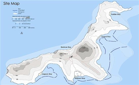 PRIVATE ISLAND Isle A Quatre