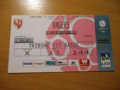 FCM – SCO Angers : Rencontre avec un twittos