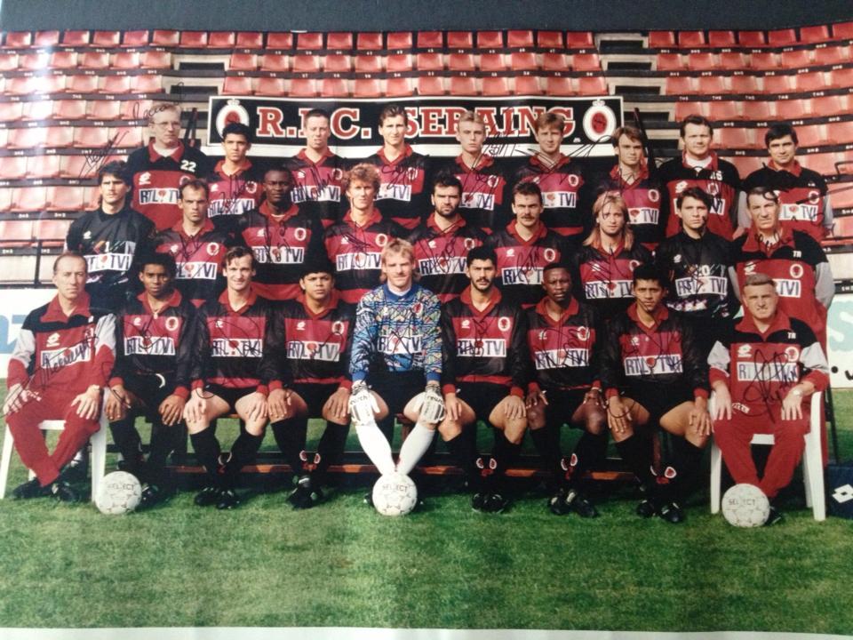 Il était une fois le Royal Football Club de Seraing