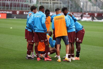 Le dos à dos logique d'un FC Metz palot