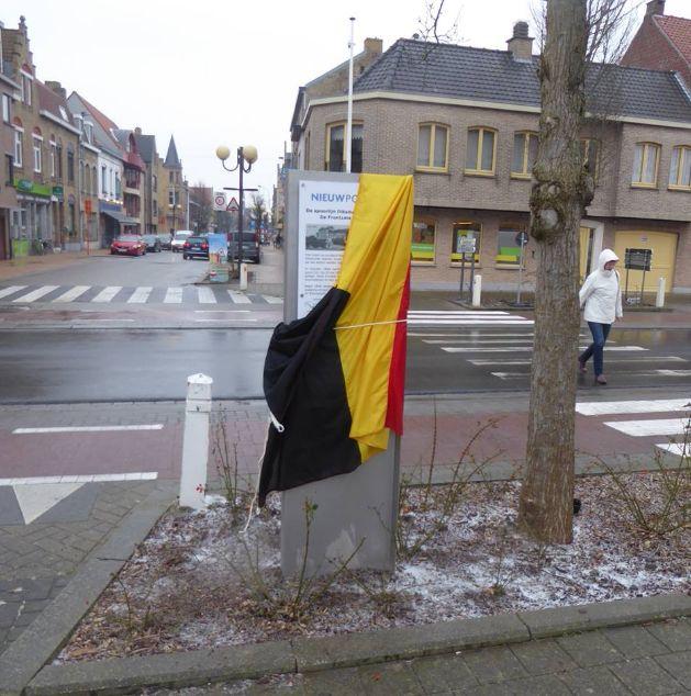 Spoorlijn Diksmuide-Nieuwpoort - De Frontzate 1868-2018