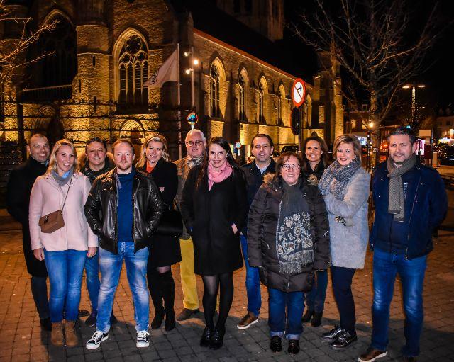 Nieuw bestuur Winkelen in Waregem
