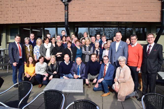 Namen CD&V lijst gemeenteraadsverkiezingen 2018 Waregem bekend