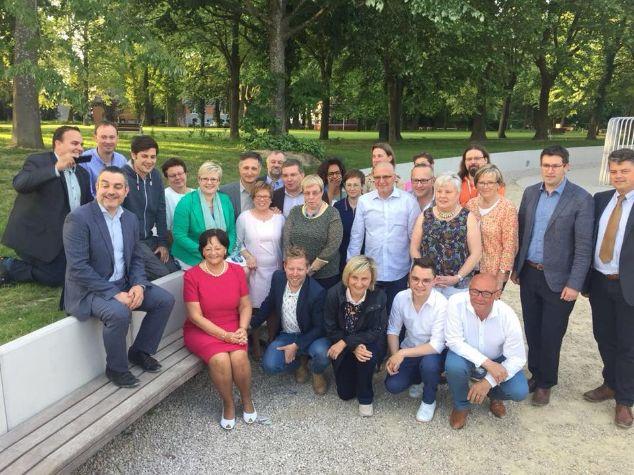 Leden CD&V Zwevegem keuren modellijst gemeenteraadsverkiezingen goed