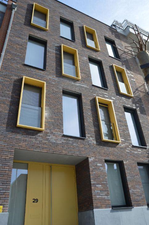 Opening nieuwe woning 'de branding' in hartje Kortrijk voor 13 mensen met verstandelijke beperking