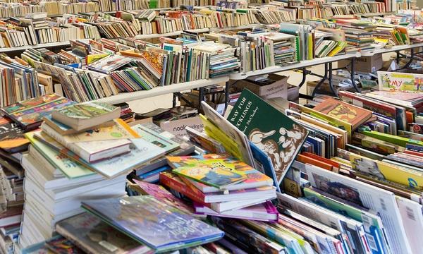10de Boekenmarkt in het René De Clercqmuseum
