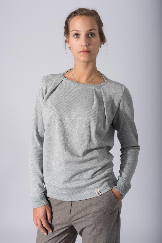 Sweatshirt ARIEL von Grenzgang Südtirol Allgäu