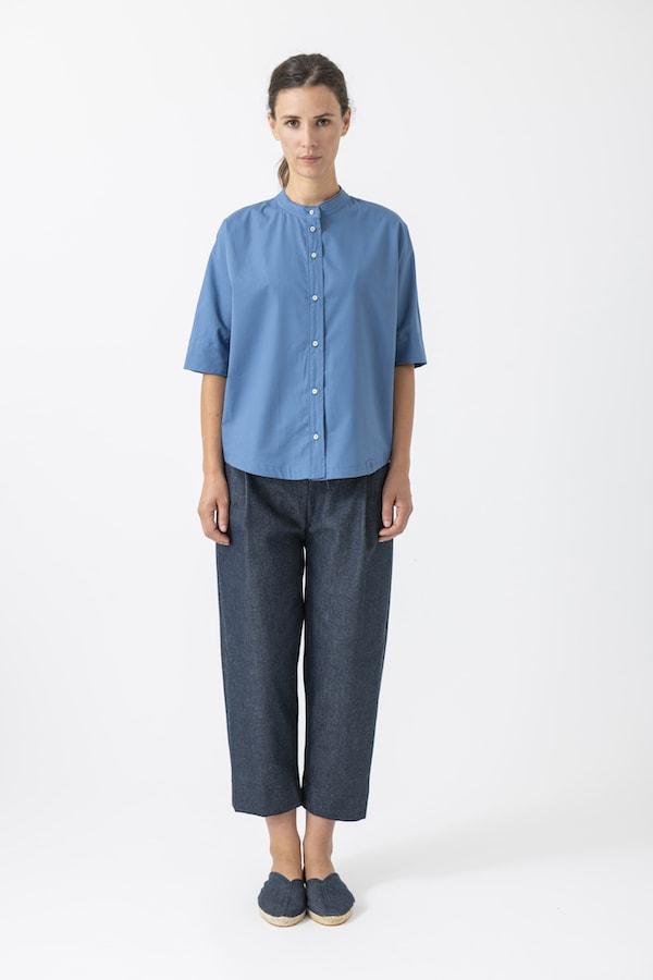 Bluse Lisa von Grenzgang Slow Organic Fashion