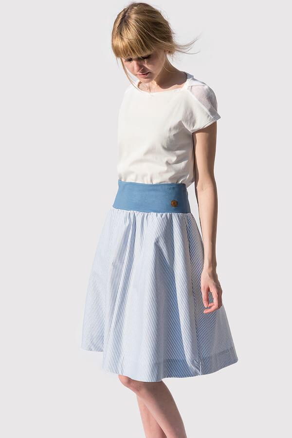 Rock Lilli von Grenzgang Slow Organic Fashion