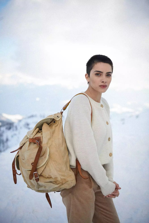 Strick Cardigan Eleonora von Grenzgang Slow Organic Fashion