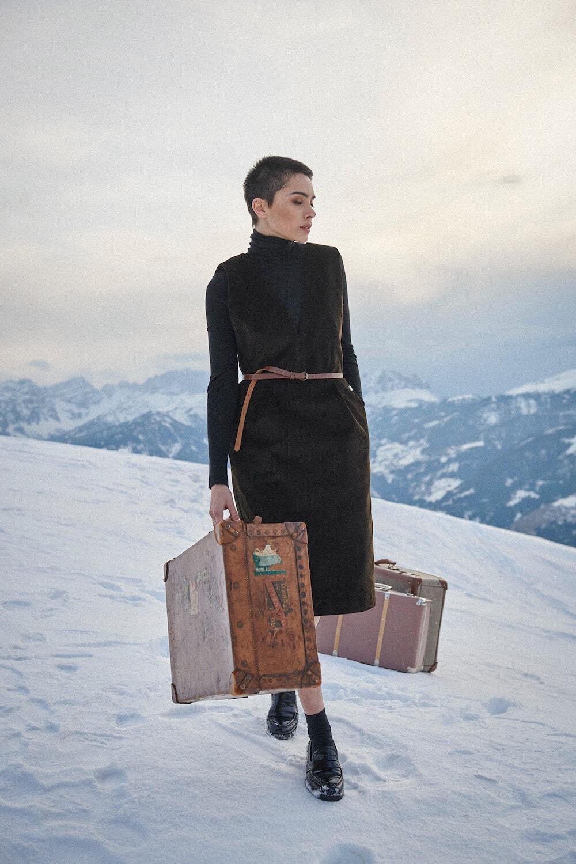 Kleid Helga von Grenzgang Slow Organic Fashion