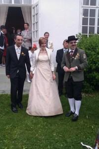 Hochzeit Mahr & Schadn am 28.5. 2011