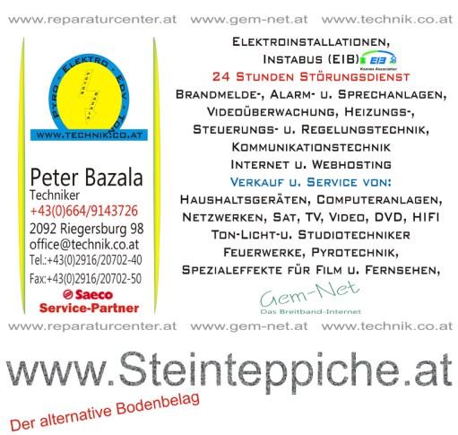 Elektro Peter Bazala