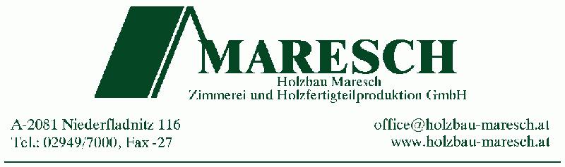 Holzbau Maresch