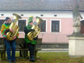 Ohne Tuba geht nix!!