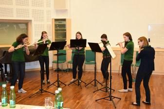 Stephanie Bauer, Katharina Geist, Michaela Achtsnit, Julia Bauer, Alexandra Frank, Karoline Schöbinger