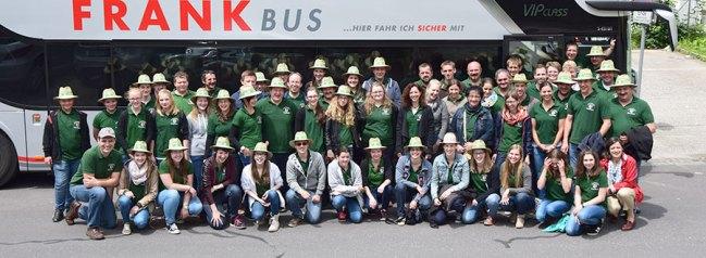 Ausflug 2015 Oberösterreich