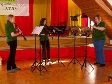 Klarinetten-Trio