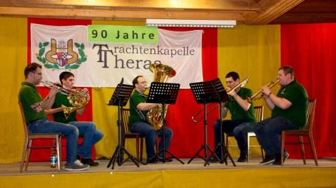 Hardegger Blechbläser-Quintett - Kammermusik2016 - 7
