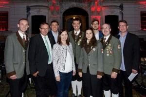 Traumhafter Abend in Riegersburg - Schlosskonzert 2018
